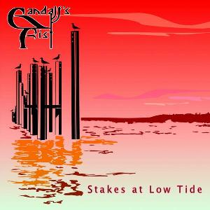 Gandalf's Fist - Stakes At Low Tide CD (album) cover