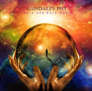 Gandalf's Fist - There And Back Again CD (album) cover