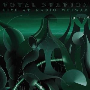 Total Station - Live At Radio Weimar CD (album) cover