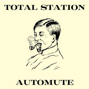 Total Station - Automute CD (album) cover