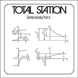 Total Station - Semiconductors CD (album) cover
