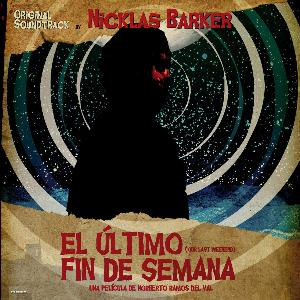 Nicklas Barker - El Ultimo Fin De Semana CD (album) cover