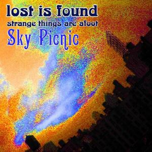 Sky Picnic - Lost Is Found CD (album) cover