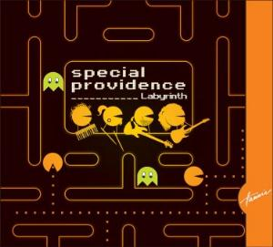 Special Providence - Labyrinth CD (album) cover