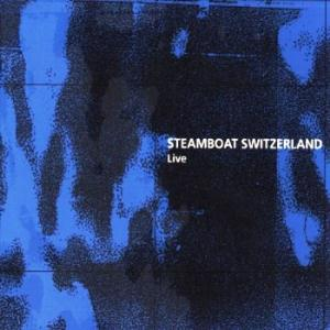 Steamboat Switzerland - Live CD (album) cover