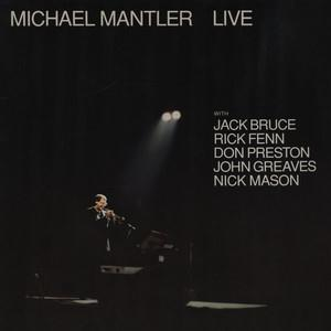 Michael Mantler - Live CD (album) cover
