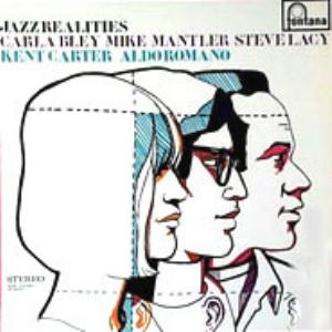 Michael Mantler - Jazz Realities CD (album) cover