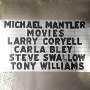 Michael Mantler - Movies CD (album) cover