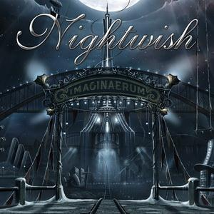 Nightwish - Imaginaerum CD (album) cover