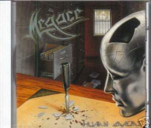 Megace - Human Errors CD (album) cover