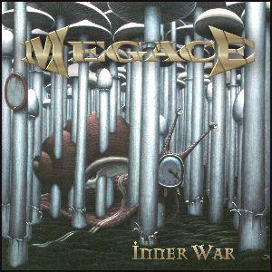 Megace - Inner War CD (album) cover