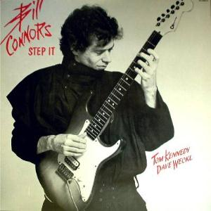 Bill Connors - Step It CD (album) cover