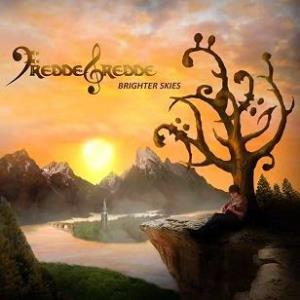 Freddegredde - Brighter Skies CD (album) cover