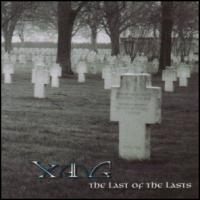 Xang - The Last Of The Lasts CD (album) cover