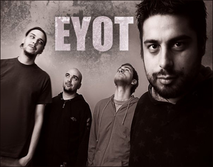 EYOT image groupe band picture