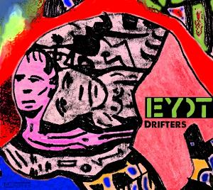 Eyot - Drifters CD (album) cover