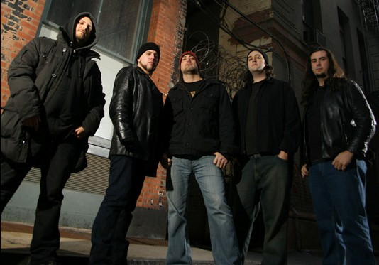CREATION'S END image groupe band picture