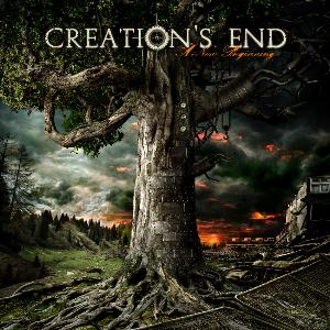 Creation's End - A New Beginning CD (album) cover