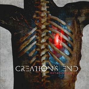 Creation's End - Metaphysical CD (album) cover