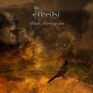 Akribi - Black Morning Sun CD (album) cover