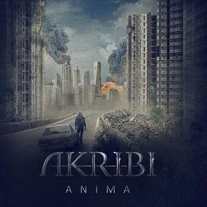 Akribi - Anima CD (album) cover