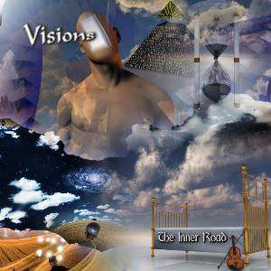 The Inner Road - Visions CD (album) cover