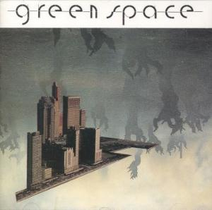 Green Space - Behind CD (album) cover