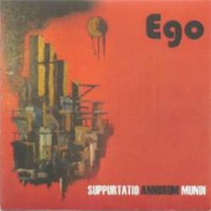 Ego - Suppurtatio Annorum Mundi CD (album) cover