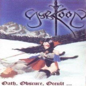Yyrkoon - Oath, Obscure, Occult... CD (album) cover