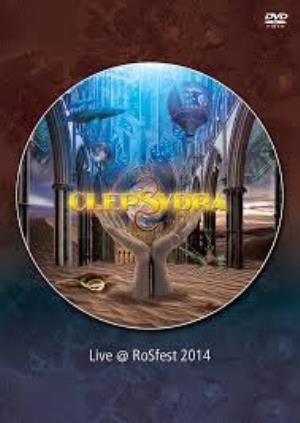 Clepsydra Live @ Rosfest 2014 CD album cover