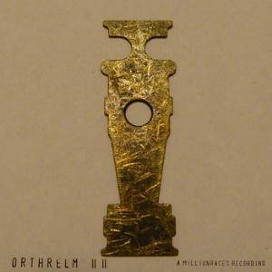 Orthrelm - Ii / Ii CD (album) cover