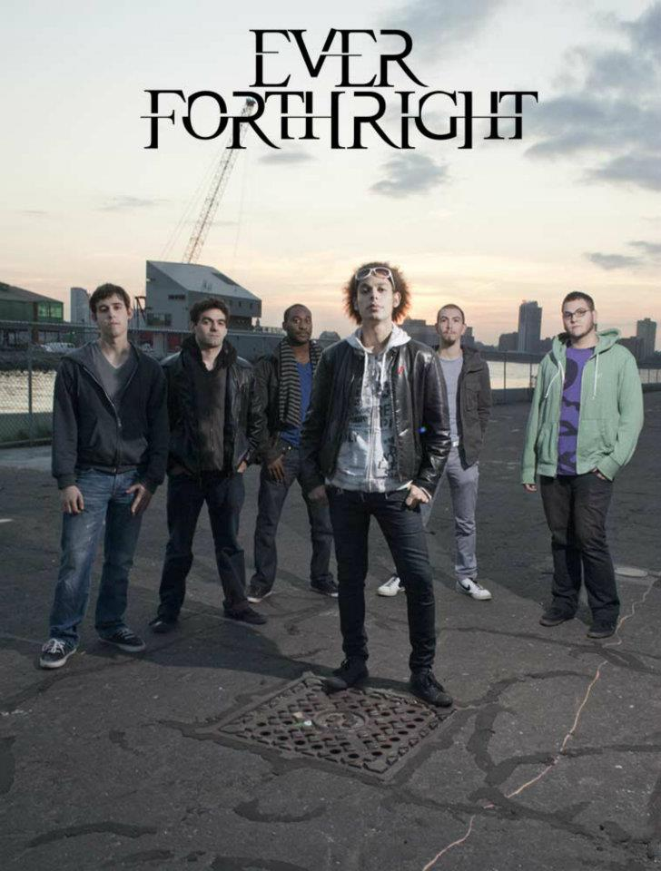 EVER FORTHRIGHT image groupe band picture