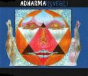 Adharma - Risvegli CD (album) cover