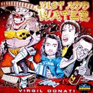 Virgil Donati - Just Add Water CD (album) cover