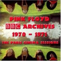 Pink Floyd - Bbc Archives 1970-1971 CD (album) cover