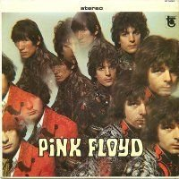 Pink Floyd - The Piper At The Gates Of Dawn (aka Pink Floyd) CD (album) cover