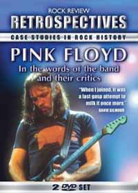 Pink Floyd - Retrospectives (2-DVD Set) DVD (album) cover