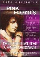 Pink Floyd - Rock Milestones Pink Floyd's The Piper At The Gates Of Dawn DVD (album) cover