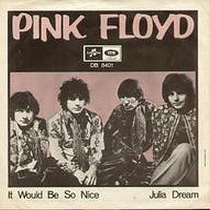Pink Floyd - It Would Be So Nice CD (album) cover