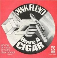 Pink Floyd - Have A Cigar CD (album) cover