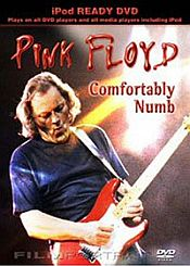 Pink Floyd - Comfortably Numb DVD (album) cover