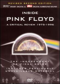 Pink Floyd - Inside Pink Floyd Volume 2 - A Critical Review 1975 - 1996 DVD (album) cover