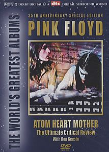 Pink Floyd - The World's Greatest Albums - Atom Heart Mother DVD (album) cover