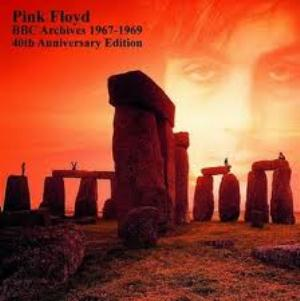 Pink Floyd - Bbc Archives 1967-1969 CD (album) cover