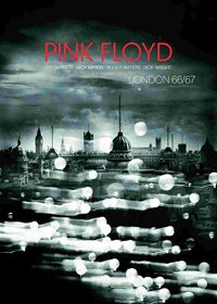 Pink Floyd - London - Live 66-67 DVD (album) cover