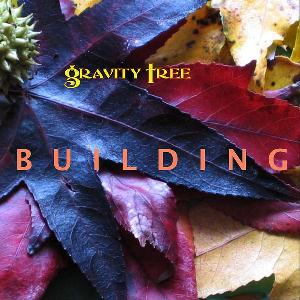 GRAVITY TREE - Building CD album cover