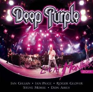 Deep Purple - Deep Purple With Orchestra - Live At Montreux 2011 CD (album) cover