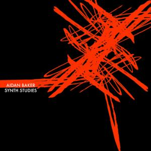 Aidan Baker - Synth Studies CD (album) cover