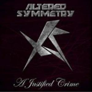 Altered Symmetry - A Justified Crime CD (album) cover