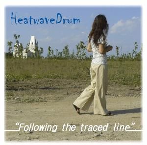 Heatwave - Following The Traced Line (as Heatwave Drum) CD (album) cover